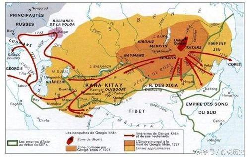 疆域曾是中国四倍的强大帝国 现混得太惨 差点连国家都没了