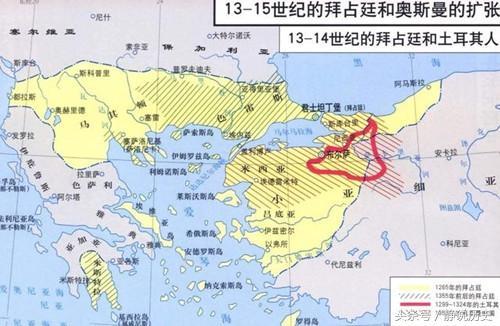 此国刚复国 几个邻国冲上来围殴 它吐出了大量领土 分崩离析了