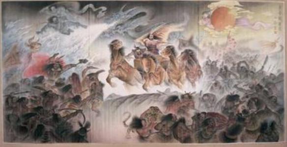 阪泉之战究竟发生在哪里?阪泉之野在哪里?