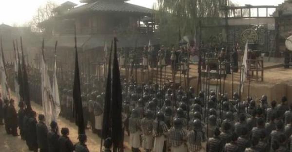 帮助秦国一统天下的四支军团,最后去哪里了?