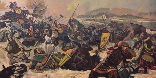 古代战争史上以少胜多的五次战役 直接决定了谁当老大
