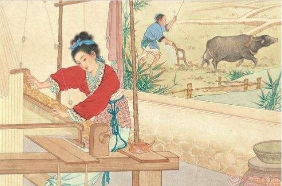 民间传说故事:牛郎织女传说