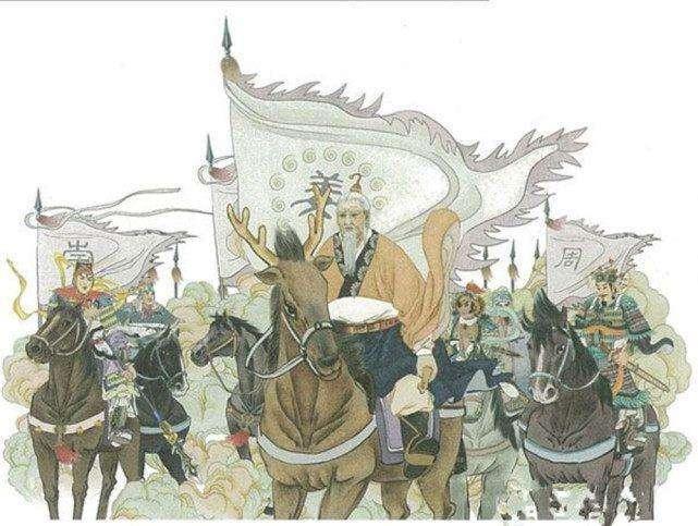 牧野之战简介 古代战争牧野之战发生的时间