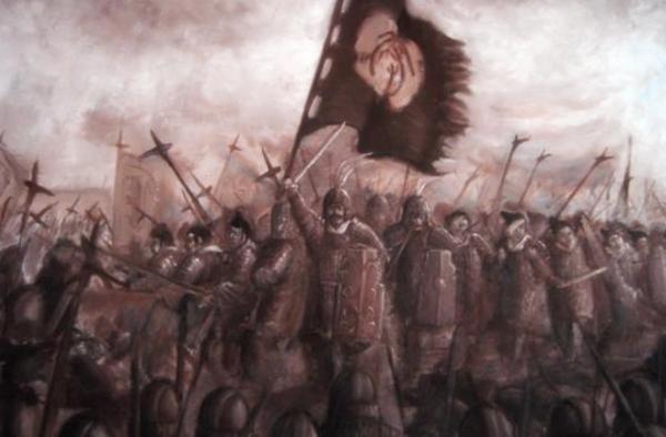 帮助秦国一统天下的军团分别是哪四支