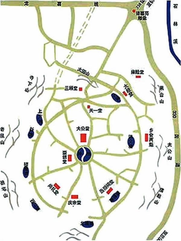 一中国人建了个1700年村落 进去了就很难出来 四千人同姓