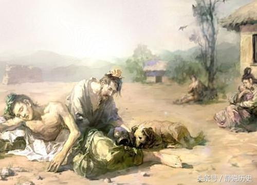 为争夺龙脉 一小人物强行迁了朱元璋祖坟 明朝反而续命200年