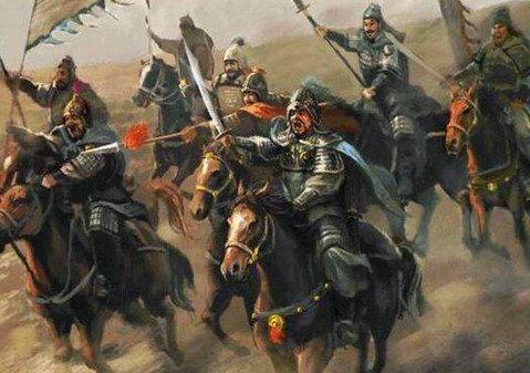 彭城之战中 项羽带3万人击溃刘邦56万大军 此时韩信在哪里?
