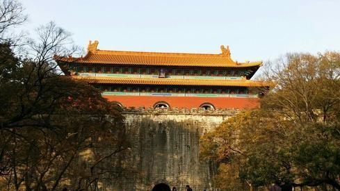 南京明孝陵的地宫里有朱元璋的遗体吗
