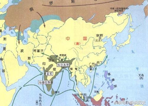 此国欺负完中国后 接着招惹一小国 结果被小国灭到一个不剩