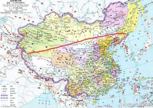 """几大国制定三个""""吞并""""中国计划 实施一个 中国将不复存在"""