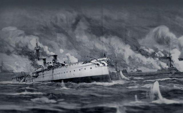 黄海海战中方伯谦为什么会逃跑