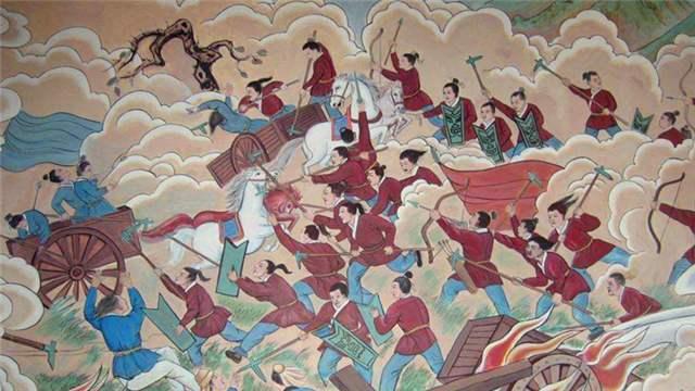 开启大周王朝的牧野之战的主人公是何人