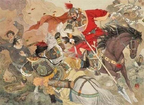 崇祯本有三大悍将 个个不逊于岳飞 可惜全被崇祯害死