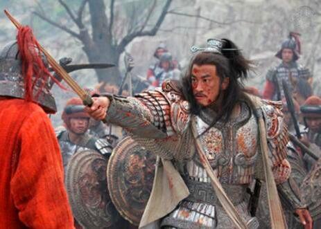 彭城之战中韩信在刘邦身边吗