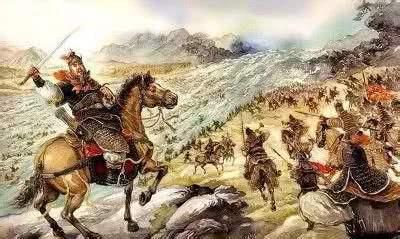 北宋伐辽之雁门之战
