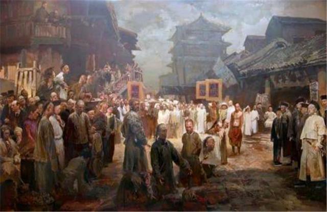 戊戌变法为什么失败 慈禧太后做了什么