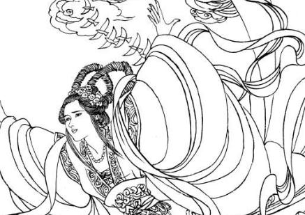 中国古代神话之精卫填海的故事解读