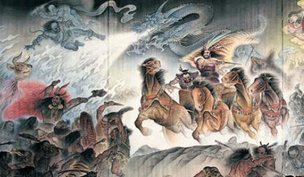 阪泉之战是真实存在的一场惊心动魄的战争