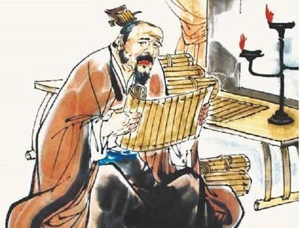 秦始皇统一六国的基础是用五张羊皮换来的吗