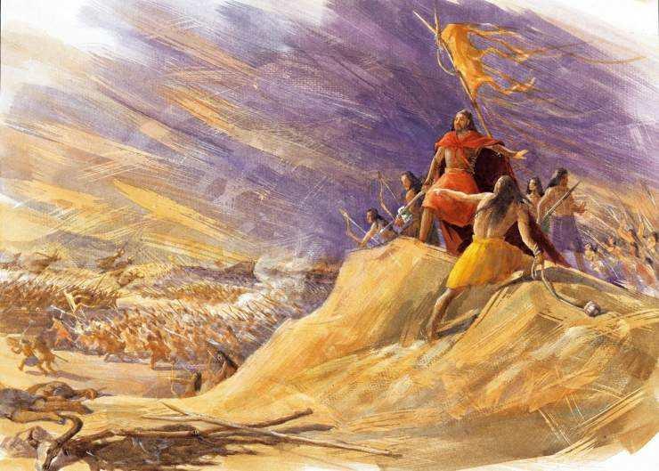 阪泉之战是谁与谁的战争:阪泉之战交战双方是?