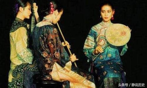 古代妇女一职业光鲜但不好干 一种好干但人人痛恨咒骂 还离不开