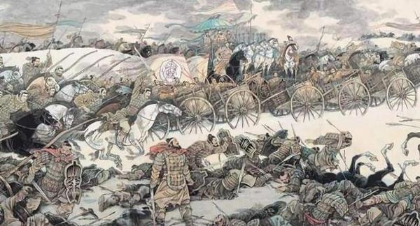 为什么古代一打仗动不动就几十万大军