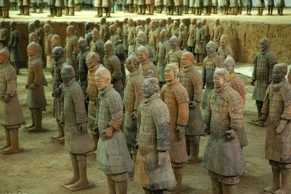 秦始皇兵马俑没有守墓人 为何长得像活人
