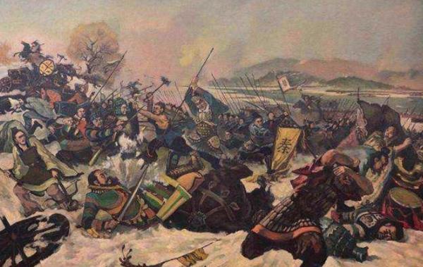 巨鹿之战章邯手握四十万精兵 还是败给了项羽