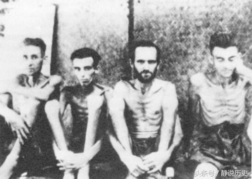 二战中日本人对美军战俘有多狠?战俘煮虱子当午餐 个个被折磨得不成人形