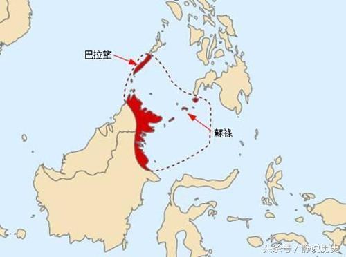 一汉奸建立一国 后请求并入中国 被此人拒绝 现地理位置太重要