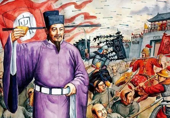 宋朝历史上的四大护国名将分别是谁
