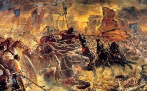 长勺之战 春秋战国著名战役