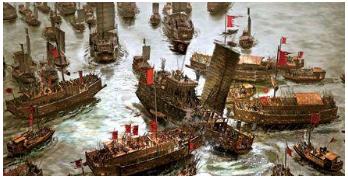 决战鄱阳湖的谁和谁 决战鄱阳湖朱元璋是怎么取胜的