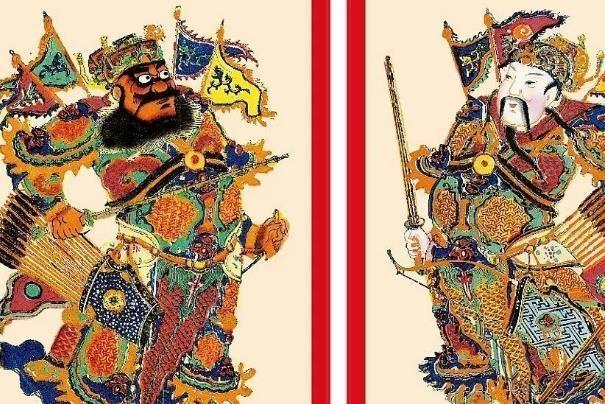 秦叔宝怎么死的_凌烟阁二十四功臣-二十四位功臣的画像-历史记